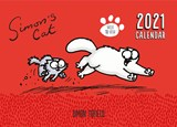 Simons Cat A4 Planner 2021 | auteur onbekend | 5020211272756