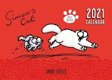 Simons Cat A4 Planner 2021