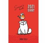 Simon's cat 2021 diary | auteur onbekend | 5020211272770