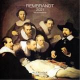 Rembrandt Alla Luna Wall Calendar 2021 | 1029 |