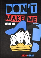 SCHOOLAGENDA DONALD DUCK - BTS 20-21 LOS FSC MIX CREDIT | auteur onbekend | 8712048320010