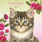 Kalender - 2021 - Franciens katten - 30x30cm | 1029 |
