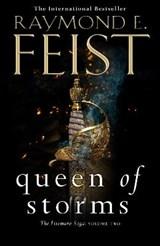 The firemane saga (02): queen of storms   Raymond E. Feist  