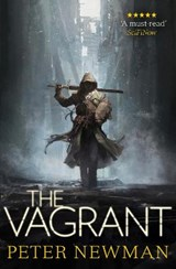 The vagrant trilogy (01): the vagrant | Peter Newman | 9780007593132