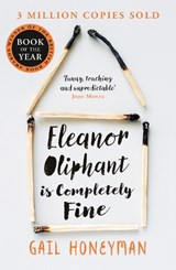 Eleanor oliphant is completely fine | Gail Honeyman | 9780008172145