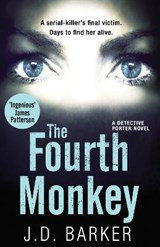 Fourth monkey | J D Barker | 9780008217013
