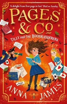 Pages & co (01): tilly and the bookwanderers