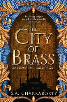 The daevabad trilogy (01): the city of brass