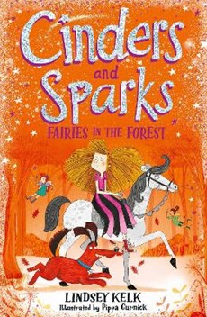 Cinder & sparks (02): fairies in the forest