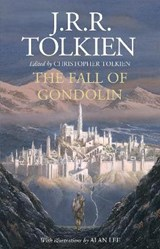 Fall of gondolin | John Ronald Reuel Tolkien | 9780008302757
