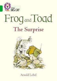 Frog and Toad: The Surprise