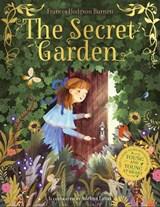 The Secret Garden   Frances Hodgson Burnett ; Adelina Lirius  