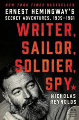 Writer, Sailor, Soldier, Spy | Nicholas E. Reynolds |