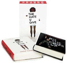 Angie thomas 2-book hardcover box set