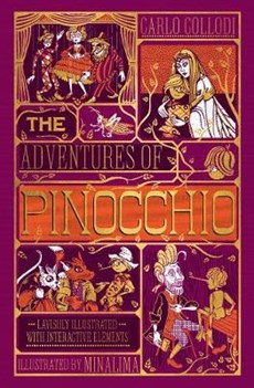 Minalima illustrated classics: Adventures of pinocchio