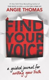 Find your voice | Angie Thomas |