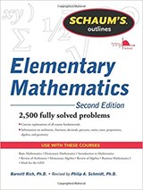 Schaum's Outline Elementary Mathematics | BARNETT, Ph.D. |