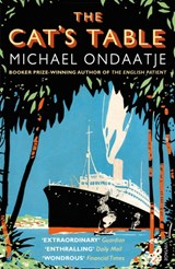 Cat's table | Michael Ondaatje |
