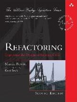 Refactoring | FOWLER, in, Martin |