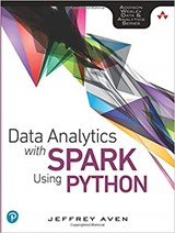 Data Analytics With Spark Using Python | AVEN, Jeffrey |
