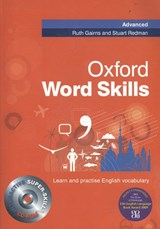 Oxford Word Skills. Advanced. Student's Book with CD-ROM | auteur onbekend | 9780194620116