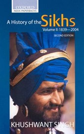 A History of the Sikhs (Sec...
