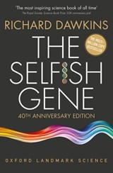 Selfish gene: 40th anniversary edition (oxford landmark science) | Dawkins, Richard (emeritus Fellow of New College, Oxford.) |
