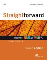 Straightforward 2nd Edition Beginner Student's Book | Lindsay Clandfield | 9780230422957