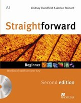 Straightforward second edition workbook (+ key) + cd pack beginner level | Lindsay Clandfield | 9780230422971