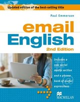 Email English 2nd Edition Book - Paperback | Paul Emmerson | 9780230448551
