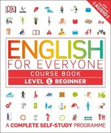 English for Everyone Course Book Level 1 Beginner | Dk |