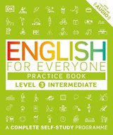 English for Everyone Practice Book Level 3 Intermediate | Dk |