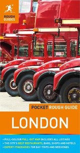 Pocket Rough Guide London - London Travel Guide | Samantha Cook |