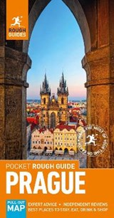 Pocket Rough Guide Prague | auteur onbekend |