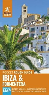 Pocket Rough Guide Ibiza and Formentera | auteur onbekend |