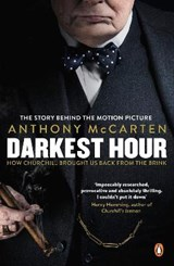 Darkest hour | Anthony McCarten | 9780241340936
