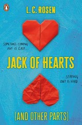 Jack of hearts (and other parts) | Lc Rosen | 9780241365014