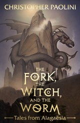 Fork, the witch and the worm | Christopher Paolini | 9780241392362