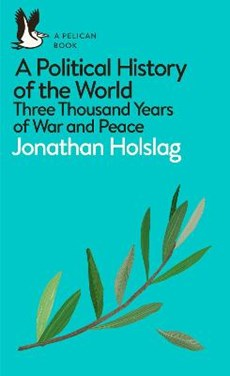 Political history of the world: three thousand years of war and peace