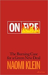 On fire: the case for a green new deal | Naomi Klein | 9780241410738