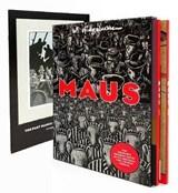 Maus I & II Paperback Box Set   Art Spiegelman   9780241455166