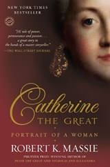 Catherine the great: portrait of a woman | Robert K. Massie |