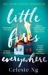 Little fires everywhere | Celeste Ng | 9780349142920