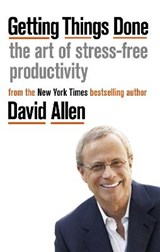 Getting Things Done | David Allen | 9780349423142
