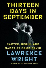 Thirteen Days in September | Lawrence Wright |