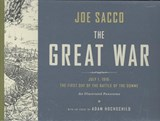 The Great War | Joe Sacco ; Adam Hochschild | 9780393088809