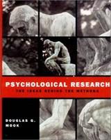 Psychological Research | Douglas G. (university of Virginia) Mook |