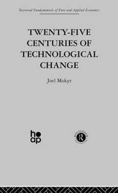 Twenty-Five Centuries of Technological Change