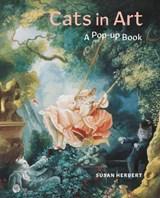 Cats in art: a pop-up book | Corina Fletcher ; Susan Herbert | 9780500023594