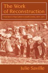 The Work of Reconstruction | San Diego) Saville Julie (university Of California |